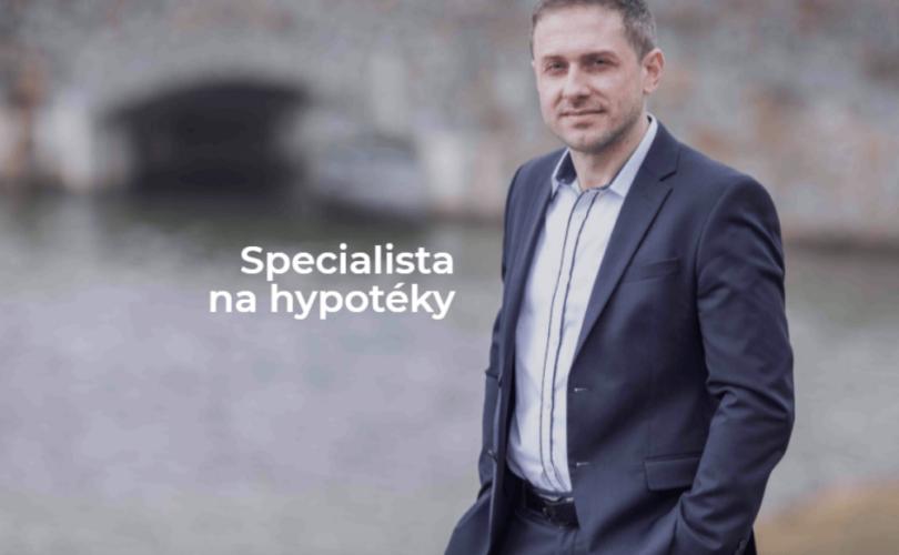 Zdeněk Koblížek – hypoteční specialista